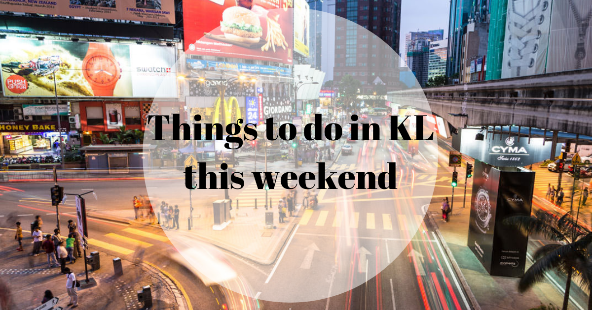 d52dcff55746 Things to do in KL this weekend - Fifthroom MyTown Shopping Centre Cheras